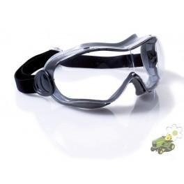 Gafa para proyecciones de particulas 12 uds Safetop