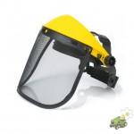 Protección facial con malla metálica Safetop