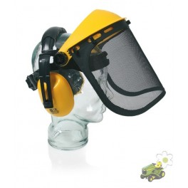 Protector facial forestal Set Safetop
