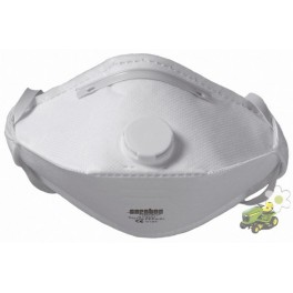 Mascarilla FFP2 plegable horizontal caja 12 uds Safetop