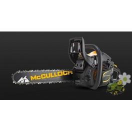 Motosierra ELITE + Kit Protección McCulloch