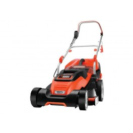 Cortacésped EMAX38 Black & Decker 1.600W