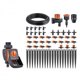 Kit 20 macetas claber Timer kit 20 Logica