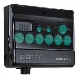 programa automatico Multipla® DC 9 V LCD Claber